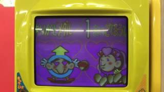 初めてプレイしたのですが絵柄とBGMが面白かったので撮りました(笑)