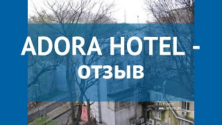 ADORA HOTEL 3* Турция Стамбул отзывы – отель АДОРА ХОТЕЛ 3* Стамбул отзывы видео