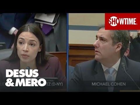 Michael Cohen Snitches on Trump  DESUS & MERO  SHOWTIME