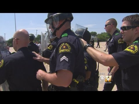 Dallas Police Overtime Pay Fight