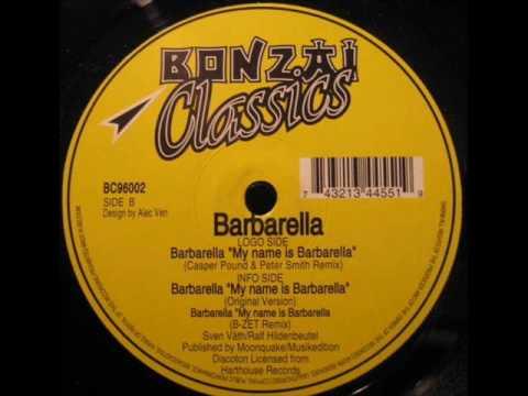Barbarella - My Name Is Barbarella