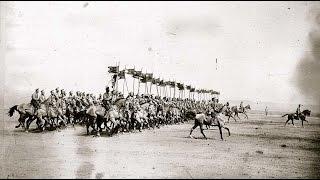 The final Parade  - Krasnoye Selo, 1914