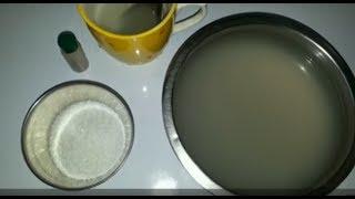 തേങ്ങാ വെള്ളം കൊണ്ട് നാടൻ കള്ള് ഉണ്ടാക്കാം Homemade Kallu/Toddy Recipe