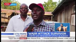 AP officer who survived Wajir attacks found alive after 5 days