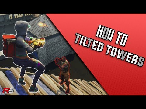 How To Survive Tilted Towers   Fortnite Tips