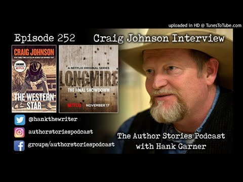 Episode 252  Craig Johnson