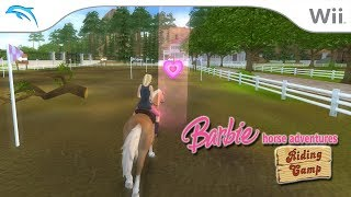 Barbie Horse Adventures: Riding Camp | Dolphin Emulator 5.0-8617 [1080p HD] | Nintendo Wii