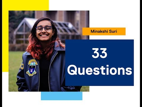 33 Questions - Minakshi Suri - Civil Engineering