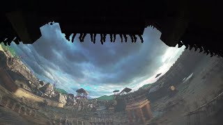 Hengdian Qin Palace Flying Theatre Fulldome System