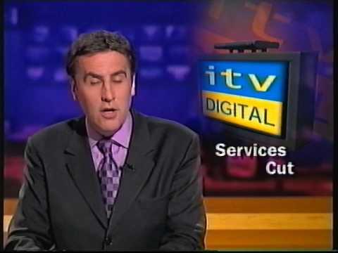 ITV Digital closure – News reports 30 April 2002 – BBC & ITN/ITV