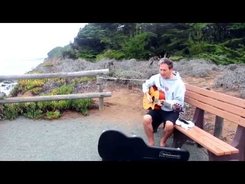 Scenic songwriting in Big Sur, California | Road Trip | lifeofreilly.tv