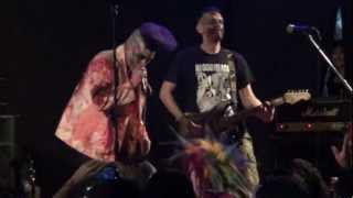 Demented are go - Mongoloid (Arena Recoleta, Chile 2013)
