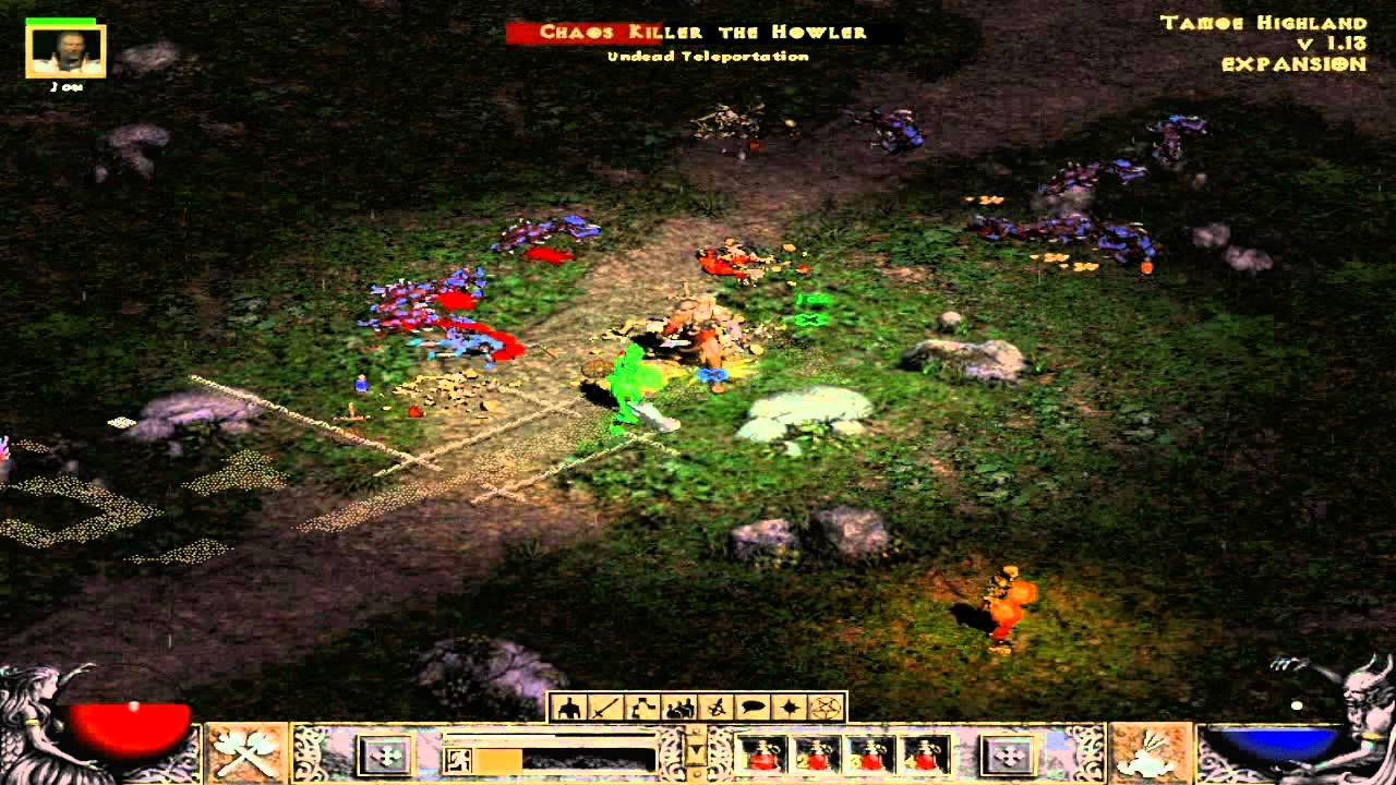 Diablo 2 - Quest Chapter 1 - Mission 5 - Tools of the Trade - - YouTube