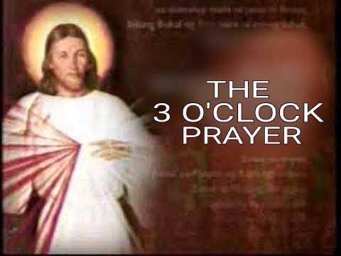 3 O'Clock Prayer (2002) - YouTube