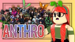 MEINE MEINUNG ZU ANTHRO... || Roblox Anthro/Rthro Update Testbericht