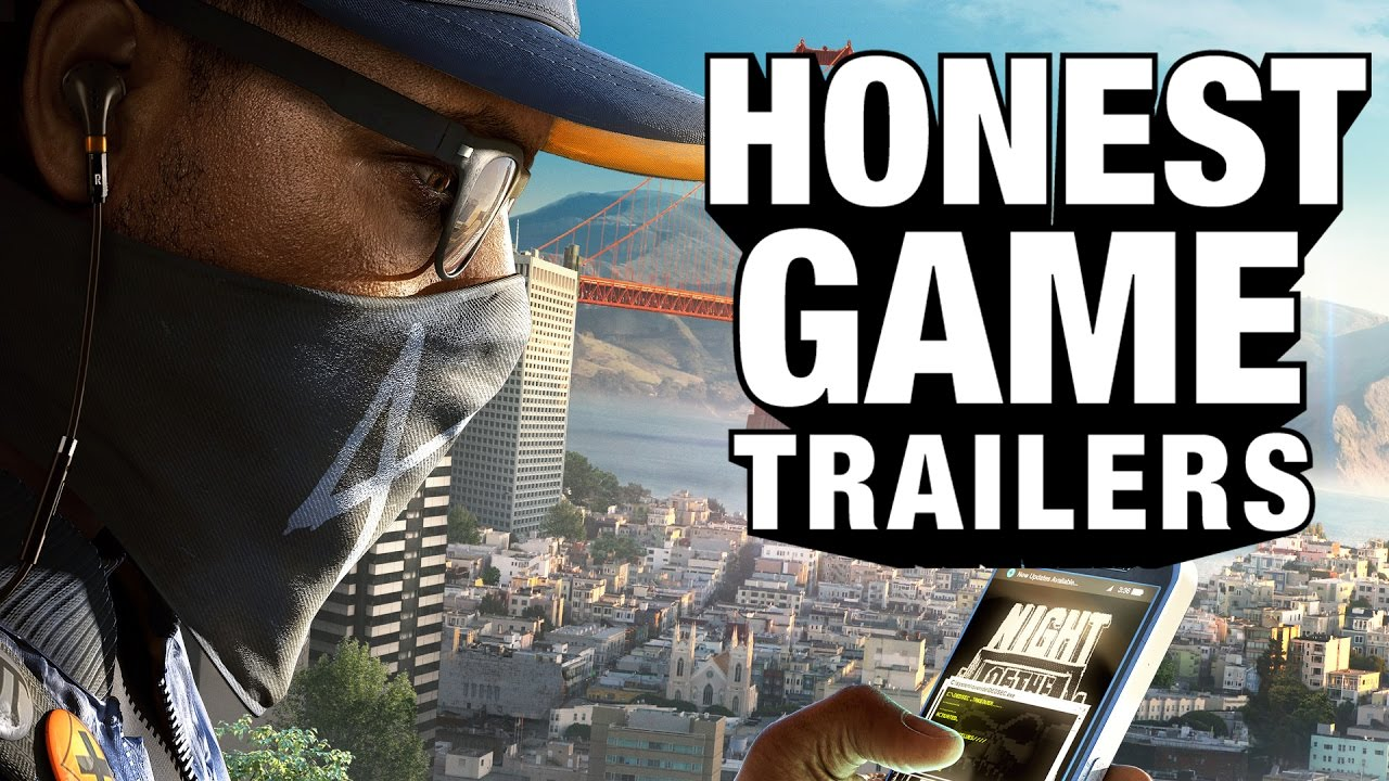 Watch Dogs  Honest Game Trailers