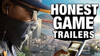WATCH DOGS 2 Honest Game Trailers