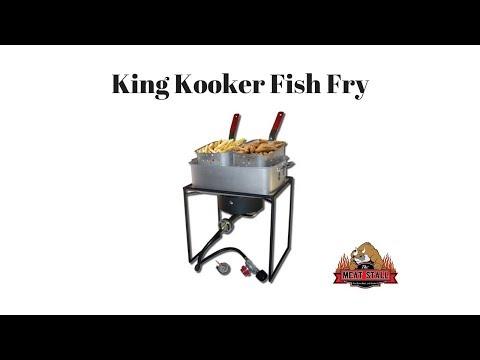 King Kooker Sunday Fish Fry