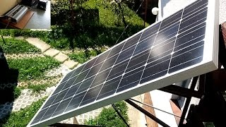 Home solar power system - Overview
