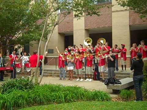 UH Arts Open House - Marching Band
