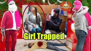 Girl Trapped By Killer Santa Claus | Christmas special Pranks in India 2016 | Unglibaaz