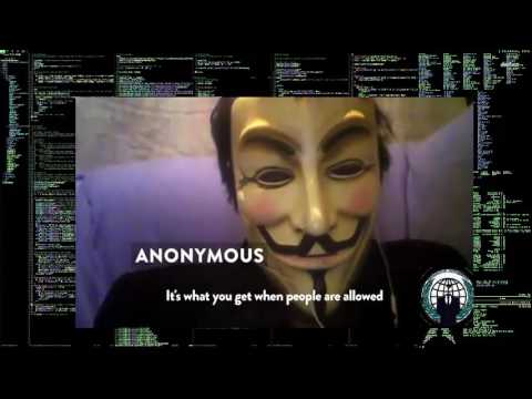 Anonymous Bakersfield - How Anonymous Hackers Changed the World