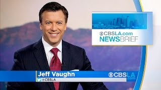 CBSLA.com Late-Afternoon Newsbrief (March 21)