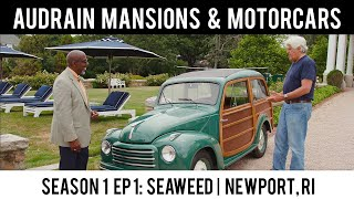 Leno and Osborne in Audrain Mansions & Motorcars: Season 1 Episode 1: Seaweed