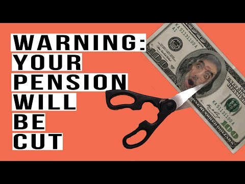 Why Your Pension Is Doomed! Illinois WORST State Financially! Pensions Will Be CUT Soon!