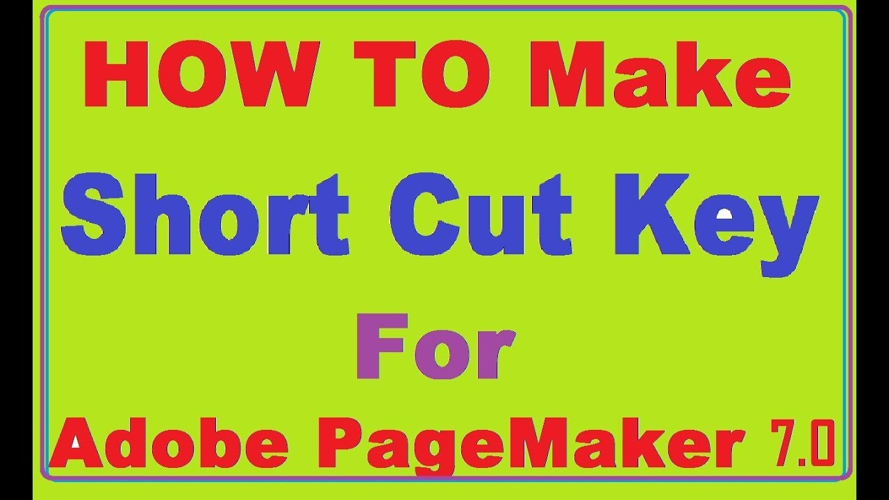 how to make the tick sign shortcut key