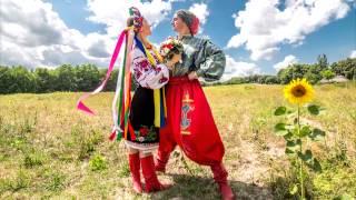 Свадьба в украинском стиле - свадебный фотограф Olegasphoto - Киев