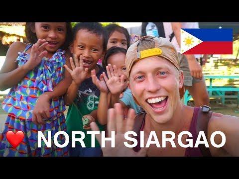 EXPLORING NORTH SIARGAO WATERFALLS!!!   VLOG 57