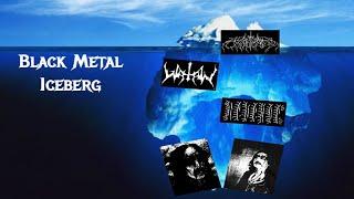 The Black Metal Iceberg