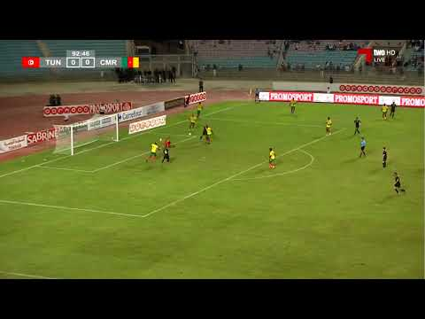 Tunisia 0-0 Cameroon - FULL Match HD