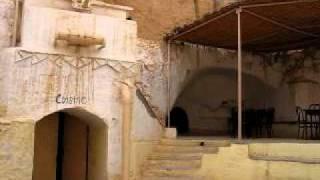 Spending The Night At Luke Skywalker's House in Tunisia, Pt 1