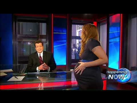 Pregnant Jenna Lee - Fox News - Advice