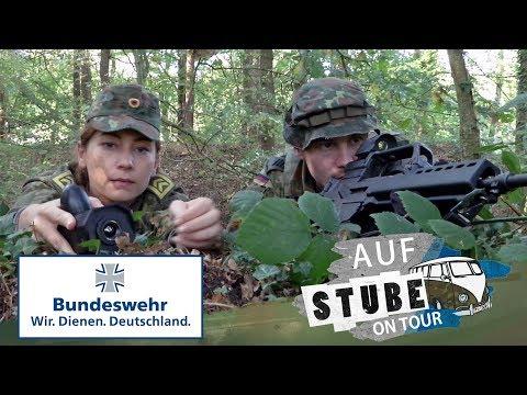 #45 Auf Stube on Tour:  Na, aufgeklärt? – Objektschützer bei der Bundeswehr