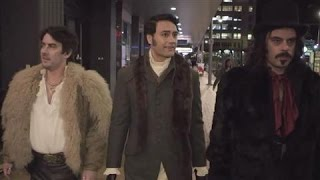 Joe Morgenstern Reviews 'What We Do in the Shadows'