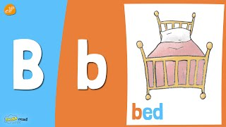 B Phonics Chant | Initial B | Consonants | Think Read Write | ELF Learning