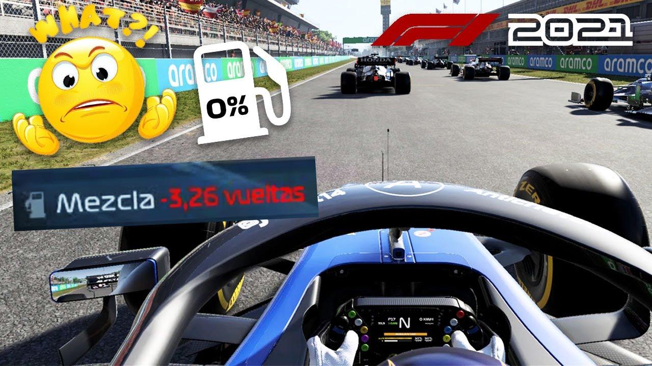 EL MISTERIOSO ERROR DE COMBUSTIBLE EN F1 2021 | ¿QUÉ PASÓ? ¿BUG O FALLO DE COCHE?