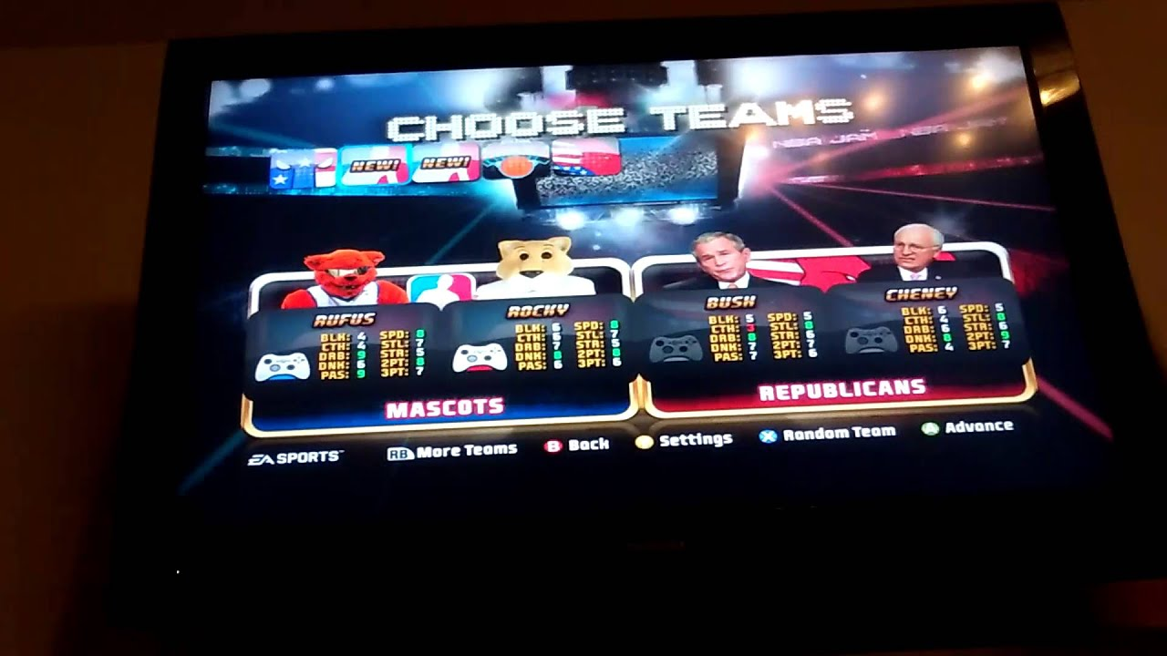 <b>Cheat codes NBA Jam</b> On Fire Edition - YouTube