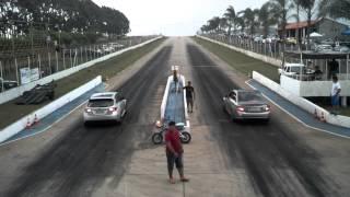 Subaru WRX vs Mercedes AMG C63