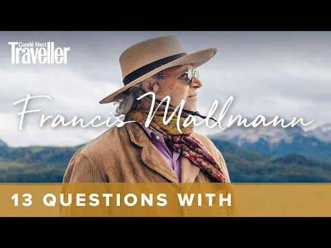 13 questions with... Francis Mallmann | Condé Nast Traveller