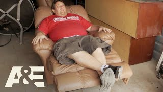 Storage Wars: Rene's Big Bet Fail (Season 10)| A&E