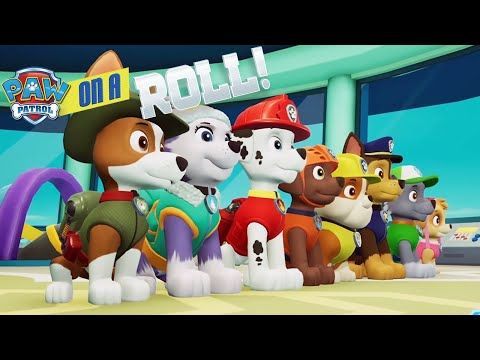 PAW Patrol - 3 HOURS Compilation - Educational Kids Gaming English HD