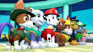 PAW Patrol - 3 HOURS Compilation - Educational Kids Gaming Full Episodes - English HD