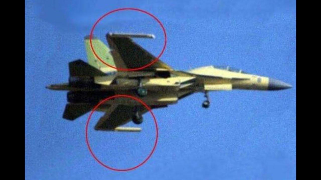 蘇22被擊落事件證明中國有多明智, 中國戰機寧可少掛導彈, 這個也不離身 - YouTube