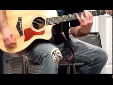 David Bowie Rock N Roll Suicide Guitar Lesson Youtube