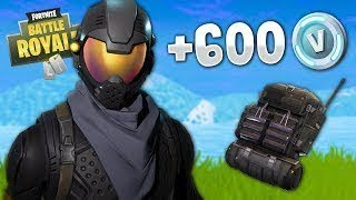 I buy the starter pack on fortnite battle royal