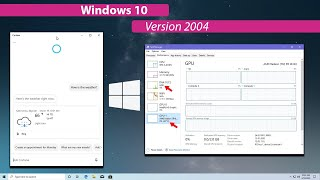 Windows 10 2004 - New Features & How to get it